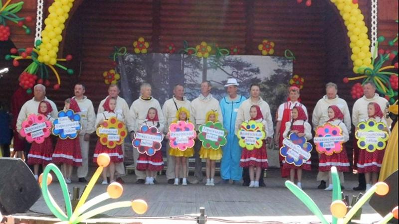 Ежегодный праздник мёда завершился в Тарноге