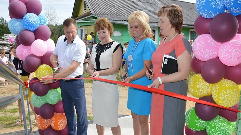 В Никольском районе открылось реабилитационное отделение нового типа