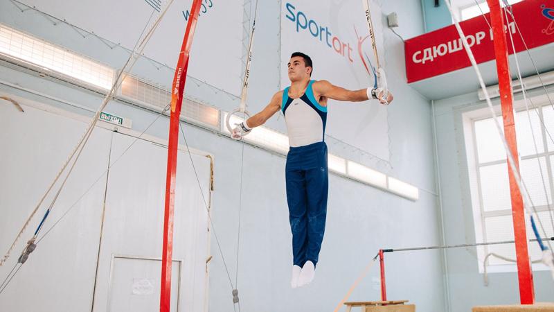 Вологодские гимнасты завоевали «серебро» и «бронзу» на  Всероссийском турнире