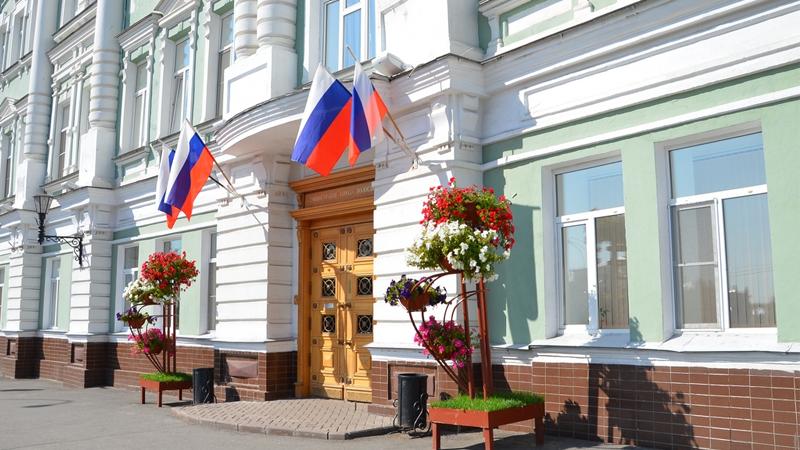 В Вологде изменится структура Администрации города