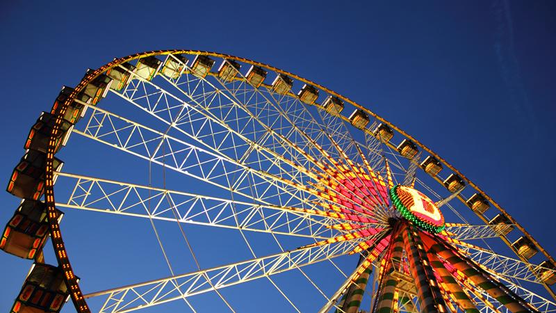 Вологжане не поддержали идею строительства колеса обозрения