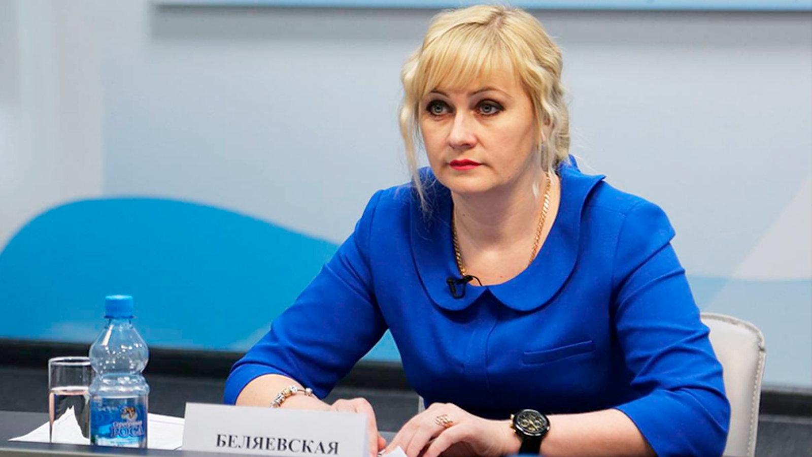 Анну Беляевскую выпустят из-под стражи под залог в 3 миллиона рублей