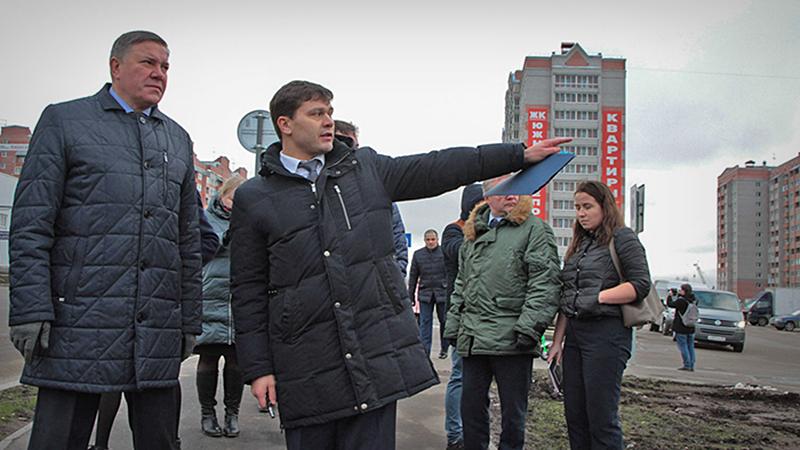 Олег Кувшинников оценил состояние крупных городских объектов