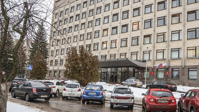 Из здания Заксобрания в Вологде эвакуировали людей