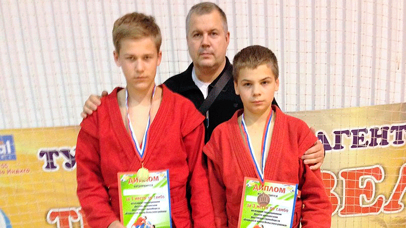 Вологжане завоевали «золото» и «бронзу» на фестивале единоборств по дзюдо и самбо