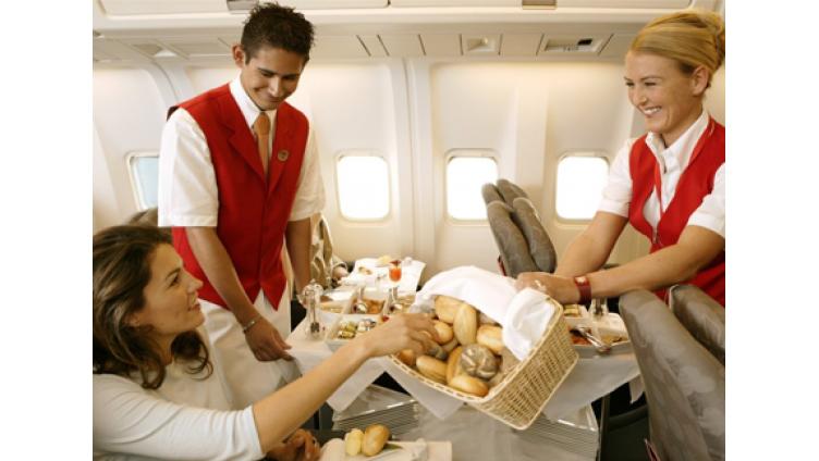 Российские авиакомпании экономят на питании внутренних туристов