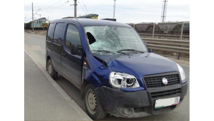 Под Вологдой 52-летняя женщина насмерть сбила пешехода