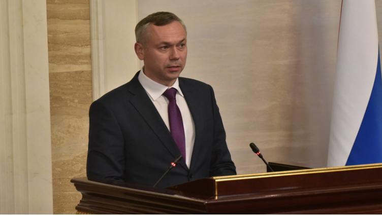 Андрея Травникова наградят медалью