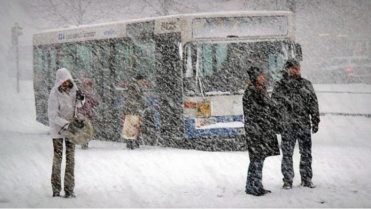 Снег и небольшие морозы ожидают вологжан на этой неделе