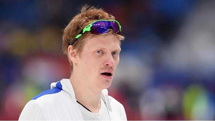 Конькобежец Артем Кузнецов «остыл» к Олимпиаде