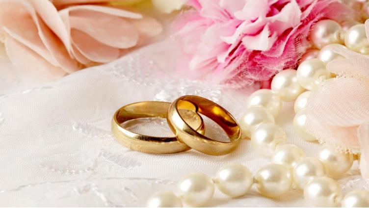 В День влюбленных 16 пар решили создать семью