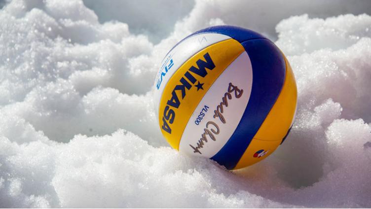 Поиграть в снежный волейбол смогут вологжане