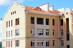 «Здоровячок» - название нового детского сада на улице Доронинской