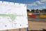 Кольцевую развязку на пересечении Конева-Окружное начнут асфальтировать уже на следующей неделе