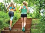 Ходьба по лестнице бодрит сильнее, чем кофе