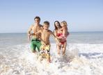 Самые популярные направления для отдыха с детьми