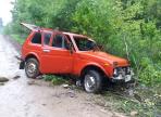 В Вытегорском районе легковушка опрокинулась в болото: водитель и пассажир утонули