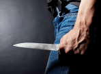 44-летний житель с. им. Бабушкина заколол дядю ножом в пах