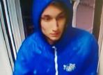 Вологодские полицейские ищут молодого человека, подозреваемого в краже