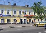 Одно из зданий на улице Мира в Вологде планируется отреставрировать за счет инвестора