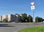 Кольцевая развязка на перекрестке Северная-Карла Маркса действует уже месяц: первые итоги
