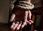 Нетрезвый вологжанин незаконно удерживал бывшую подругу дома