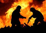В Вологде в пожаре погиб 71-летний пенсионер