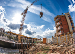 Почти 20 % строительных организаций России могут стать банкротами