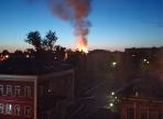 На Чернышевского пожарные спасли из огня бездомных