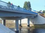 В Тарногском районе построили новый мост через Кокшеньгу
