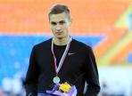 Вологжанин Даниил Росляков завоевал золотую медаль на первенстве России по легкой атлетике среди юниоров
