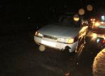 В Вожеге под колесами легковушки погиб пешеход