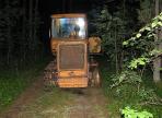 Верховажец похитил гусеницу трактора: теперь ему грозит тюрьма