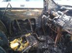 Сразу три машины пострадали в пожаре в поселке Ирдоматка