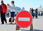 6 мая в центральной части Вологды ограничат движение автотранспорта