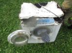 У жительницы Шекснинского района во время стирки вспыхнула стиральная машина