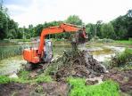 Интересные находки обнаружены на дне Ковыринских прудов