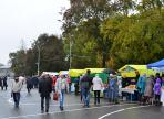 Ярмарка в Вологде: все шампиньоны скупили буквально за час