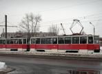 Подержаные трамваи - подарок Москвы городу металлургов