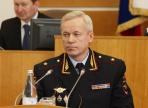 Президент отправил в отставку начальника УМВД по Вологодской области Виталия Федотова