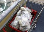 Результат «контрольной закупки» в Вологде - две тележки с просроченными продуктами