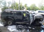 В областной столице сожгли иномарку