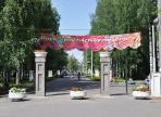 В Великом Устюге начали благоустраивать парк им. М.М. Булдакова