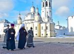В Воскресенском кафедральном соборе Вологды пройдет рождественское богослужение