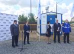 В деревнях Солманское и Горка Череповецкого района появился природный газ