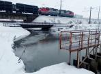 Вологодские железнодорожники начали готовится к паводку