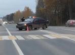 В Вологодском районе 13-летний подросток попал под машину