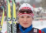 Известная вологодская лыжница Юлия Чекалева стала мамой