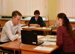 Школьники Вологодчины прошли пробное собеседование по русскому языку