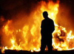 Шестеро подростков чуть не сожгли заживо инвалида